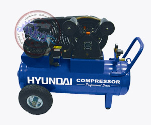 hyundai compressor six