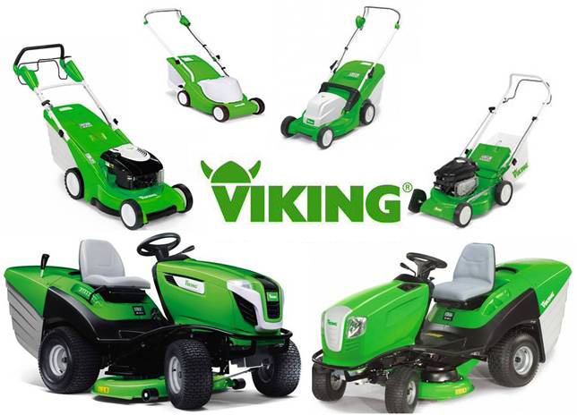 viking lawnmower